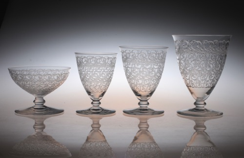 "Baccarat ROHAN ""chateaubriand"" シリーズ_c0108595_23163378.jpg"
