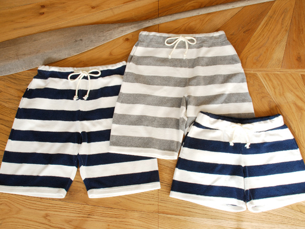 【DELIVERY】 STANDARD CALIFORNIA - Pile Border Shorts!_a0076701_18574188.jpg