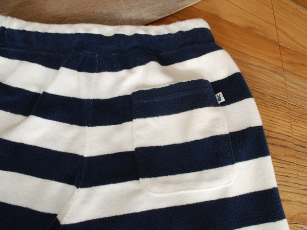 【DELIVERY】 STANDARD CALIFORNIA - Pile Border Shorts!_a0076701_18592312.jpg