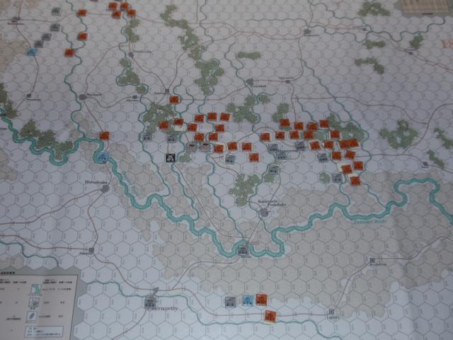 CMJ「ウクライナ\'44」とAD「ナポレオン、モスクワへ」の過去ソロプレイ記録など_b0162202_2211175.jpg