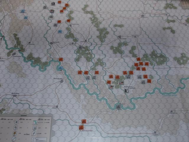 CMJ「ウクライナ\'44」とAD「ナポレオン、モスクワへ」の過去ソロプレイ記録など_b0162202_22112761.jpg