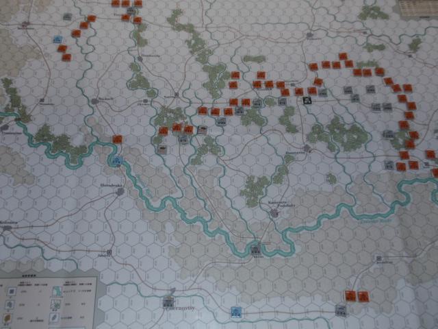 CMJ「ウクライナ\'44」とAD「ナポレオン、モスクワへ」の過去ソロプレイ記録など_b0162202_2211653.jpg
