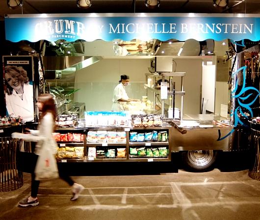 メイシーズNY本店地下に登場した新たなフードコート、「シェフ・ストリート」 Chef Street_b0007805_23115320.jpg