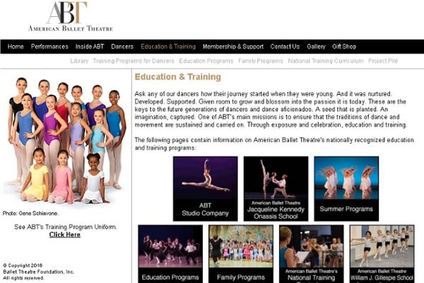 NYのバレエ団、ペットのワンちゃんと一緒にレッスン?! American Ballet Theatreの#dogsofabt_b0007805_7355196.jpg