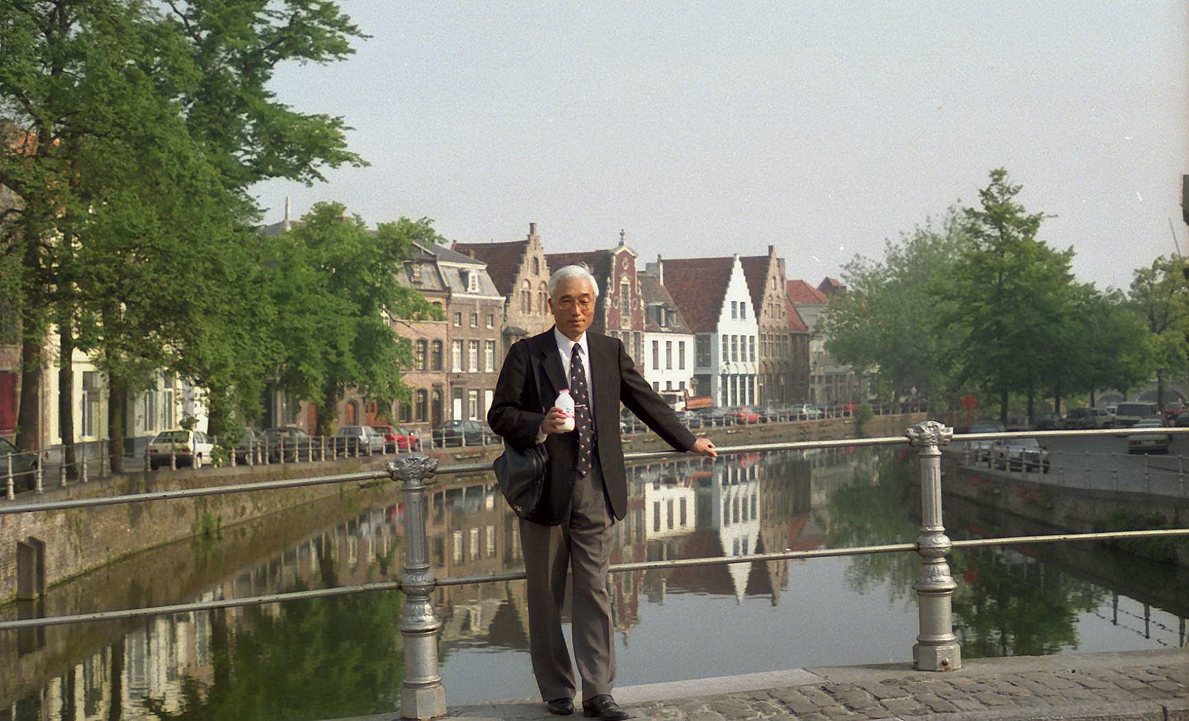 ベルギーの思い出_a0148206_21053475.jpg