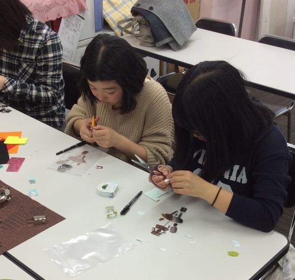 ステンレス折り紙 1dayレッスンを開催しました☆_d0240728_13472534.jpeg