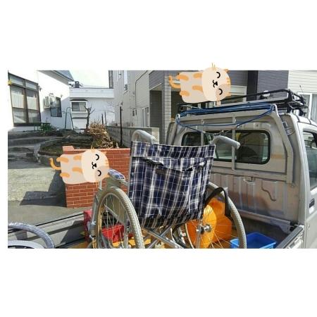 車いす修理~タイヤの空気が抜ける _a0216771_17345900.jpg