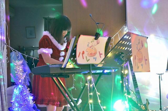 2月20日、在宅のNoriくん宅で、「クリスマスカムバーック」ライブをしました♪_e0188087_1133118.jpg