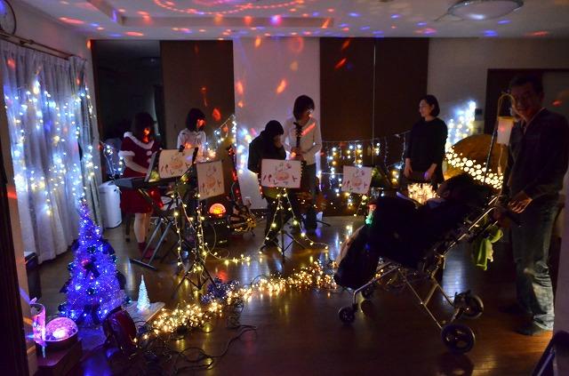 2月20日、在宅のNoriくん宅で、「クリスマスカムバーック」ライブをしました♪_e0188087_11431716.jpg