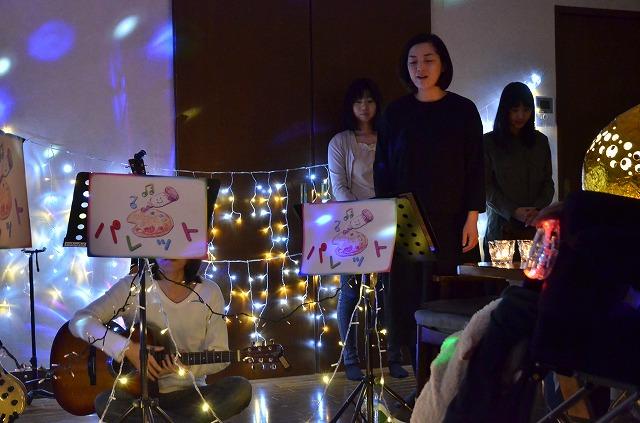 2月20日、在宅のNoriくん宅で、「クリスマスカムバーック」ライブをしました♪_e0188087_1322216.jpg