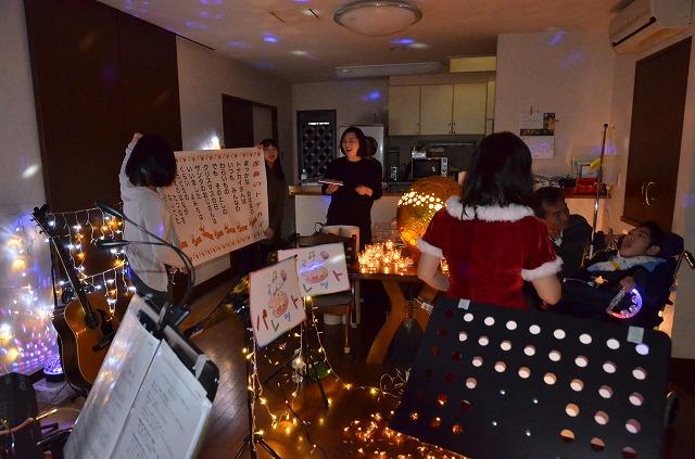 2月20日、在宅のNoriくん宅で、「クリスマスカムバーック」ライブをしました♪_e0188087_13272769.jpg