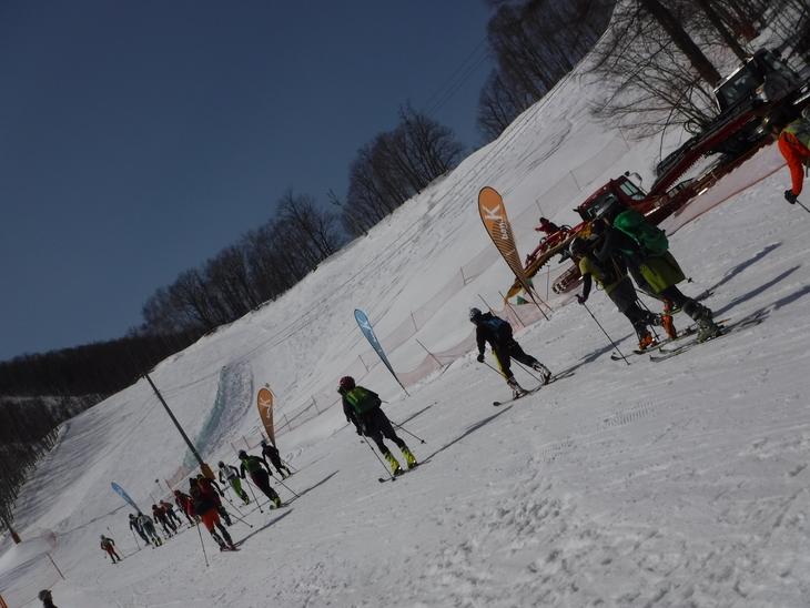 山岳スキーレース&ゲレンデスロープラン 2本立て!!_d0198793_1749393.jpg