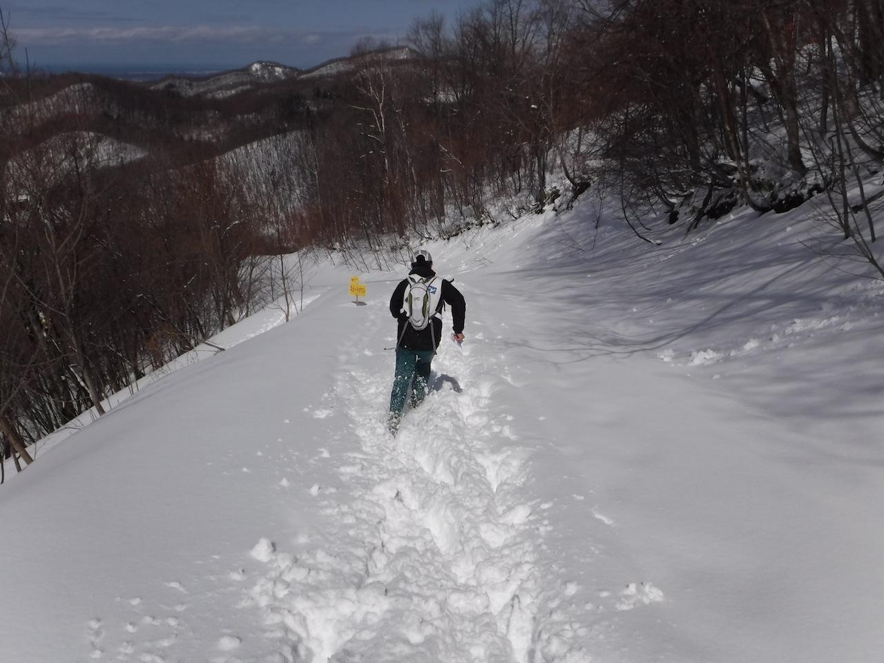 山岳スキーレース&ゲレンデスロープラン 2本立て!!_d0198793_1757818.jpg