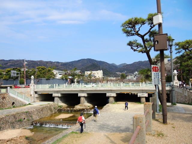 夙川と芦屋川をのんびり散歩_f0100593_13214764.jpg