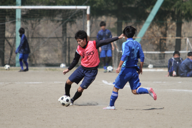 TOP Team Training Match: vs Tomiya HS, March 27, 2016_c0365198_0102756.jpg