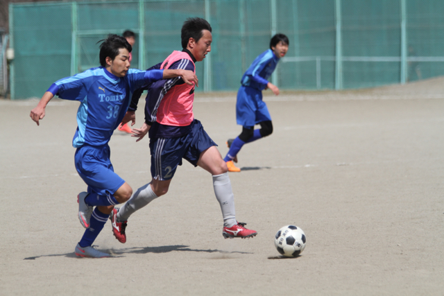 TOP Team Training Match: vs Tomiya HS, March 27, 2016_c0365198_0104138.jpg