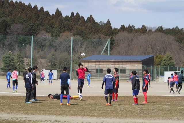 TOP Team Training Match: vs Tomiya HS, March 27, 2016_c0365198_0111310.jpg