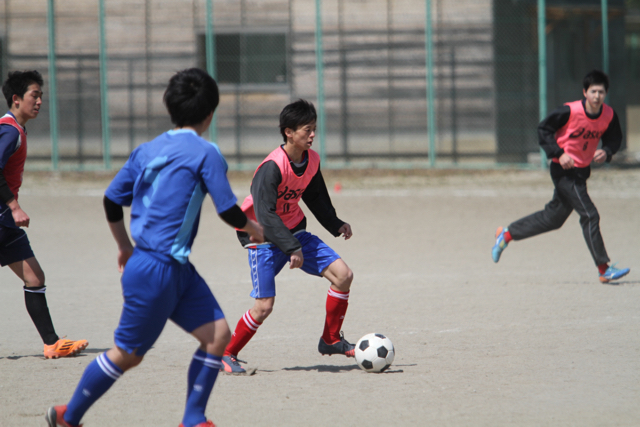 TOP Team Training Match: vs Tomiya HS, March 27, 2016_c0365198_01303.jpg