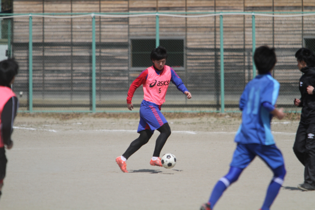 TOP Team Training Match: vs Tomiya HS, March 27, 2016_c0365198_06593.jpg
