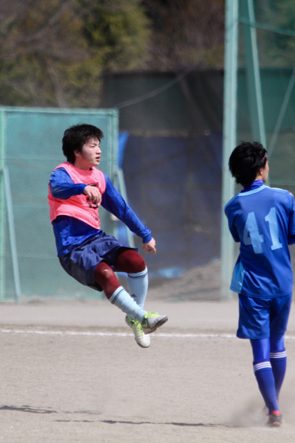 TOP Team Training Match: vs Tomiya HS, March 27, 2016_c0365198_082755.jpg