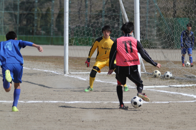 TOP Team Training Match: vs Tomiya HS, March 27, 2016_c0365198_09884.jpg
