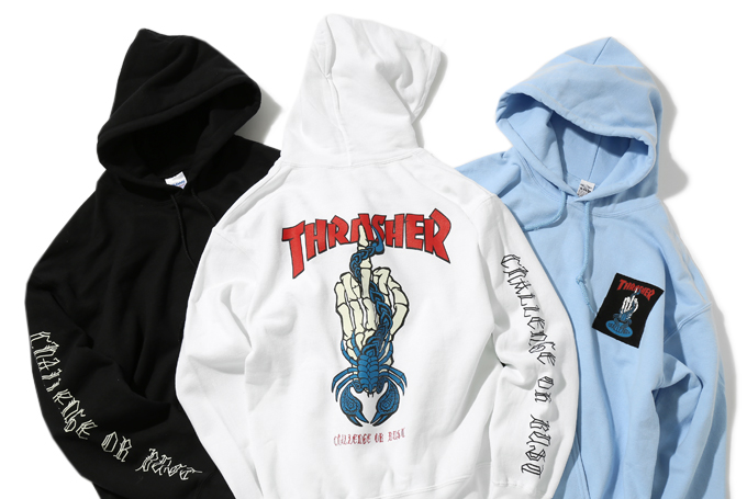 THRASHER×CHALLENGER NEW ITEMS!!!!!_d0101000_11565682.jpg