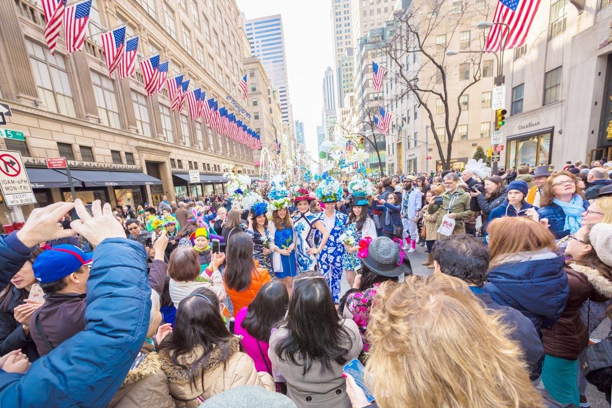 ニューヨーク イースターパレード 2016 Vol1_a0274805_06005685.jpg
