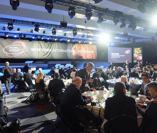 NYオートショー、米国の年間最優秀自動車テレビCM賞の表彰式 10th Annual Automotive Advertising Awards _b0007805_633239.jpg