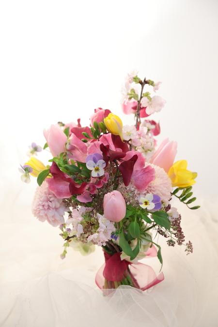 3月定期スクール 春の花、春の枝_a0042928_22323270.jpg