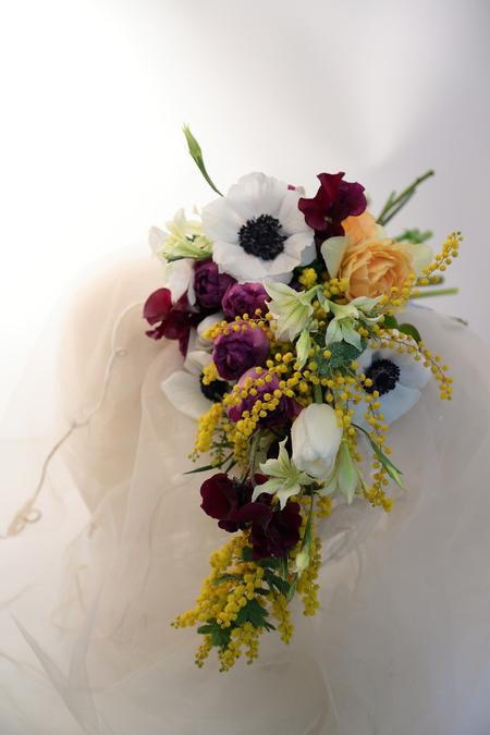 3月定期スクール 春の花、春の枝_a0042928_2234218.jpg