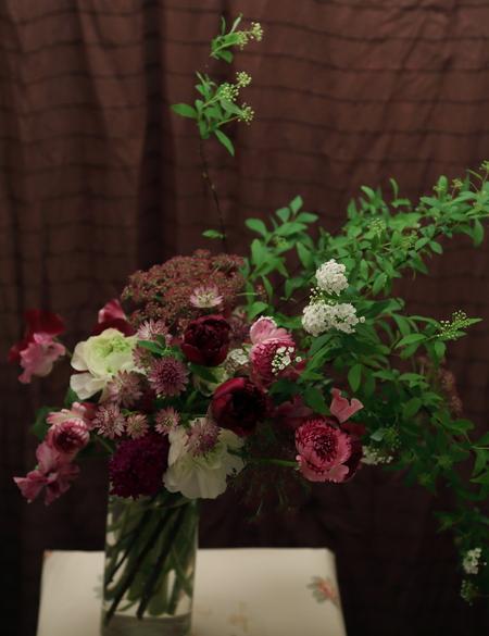 3月定期スクール 春の花、春の枝_a0042928_22354039.jpg