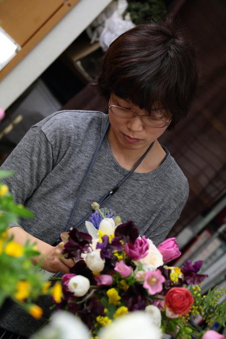 3月定期スクール 春の花、春の枝_a0042928_22391817.jpg