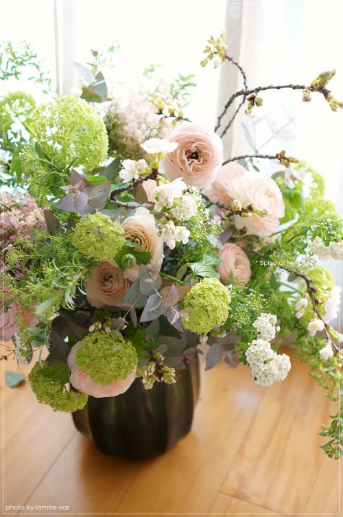 Bouquet champêtre de SAKURA_f0151946_0583071.jpg