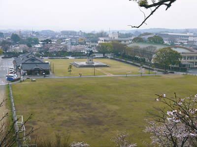菊池神社、菊池公園の桜photoコレクション 2016_a0254656_20132672.jpg