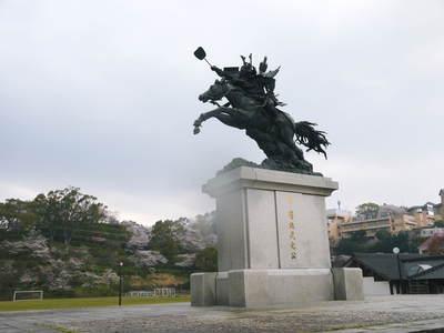 菊池神社、菊池公園の桜photoコレクション 2016_a0254656_2016640.jpg