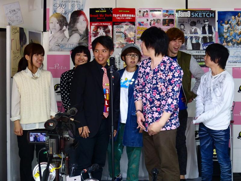 スタジオペタ お笑いライブ 3/20_d0079764_1582316.jpg