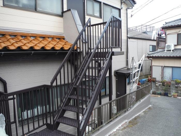 屋根葺き直し、雨樋取替、外壁塗替え ~ 工事終了。_d0165368_7482273.jpg