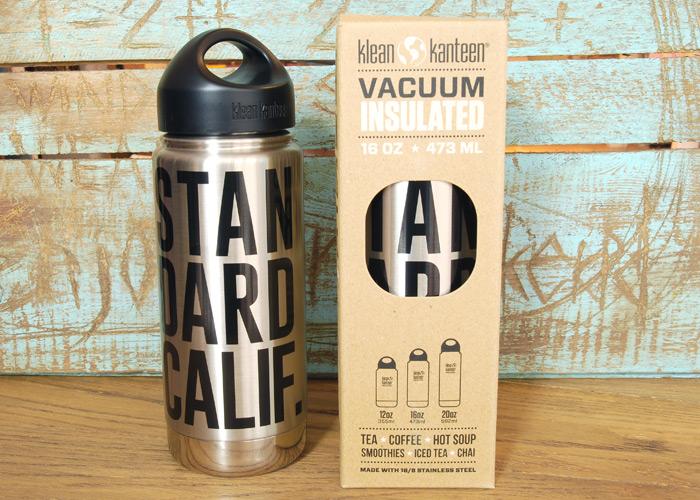 【DELIVERY】 STANDARD CALIFORNIA - KLEAN KANTEEN Wide Insulated Bottle!_a0076701_14132711.jpg