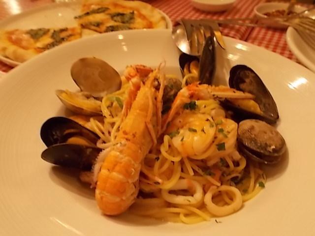 最後は美味しいイタリアン!!Buono!_f0316507_14441501.jpg