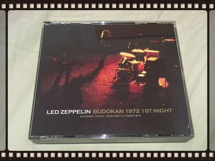 LED ZEPPELIN / BUDOKAN 1972 1ST NIGHT_b0042308_1672566.jpg