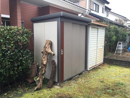 近況アップします。宮崎市Y様邸車庫増設工事_b0236217_951086.jpg