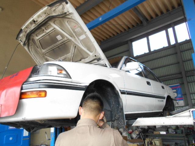 H3年式 トヨタ カローラ車検整備&パッソ納車整備(`◇´)ゞ_c0213517_10175792.jpg