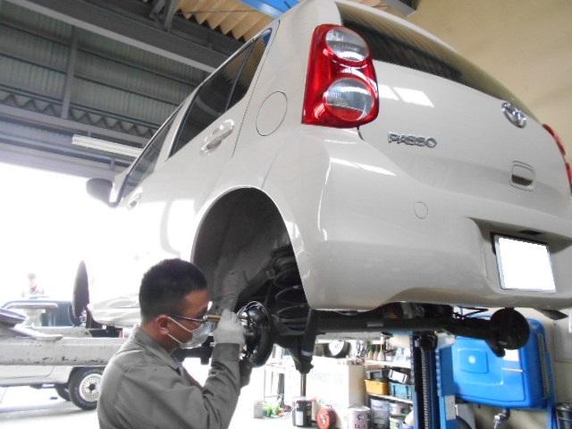 H3年式 トヨタ カローラ車検整備&パッソ納車整備(`◇´)ゞ_c0213517_10395170.jpg