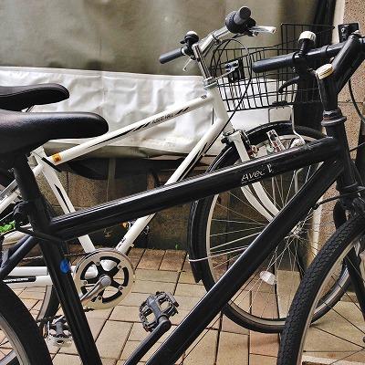 自転車工作その1