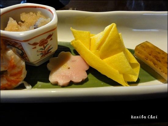 和食ランチと桜と…_c0079828_033061.jpg