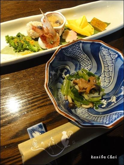 和食ランチと桜と…_c0079828_0357.jpg
