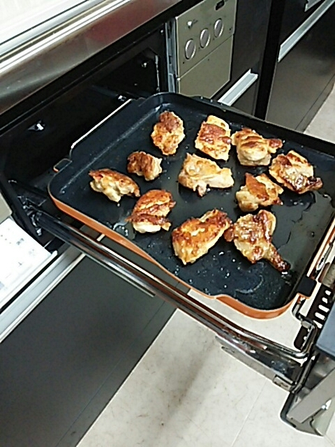 ノーリツさんのプログレで簡単料理_c0124528_17385702.jpg
