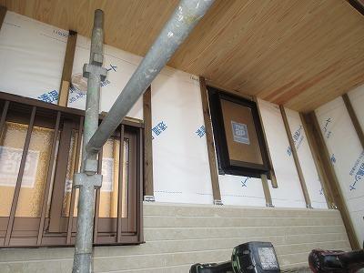 大屋根の本格和室の家⑨(断熱材・外壁・大工工事)+見学会のご案内_c0220930_09091984.jpg