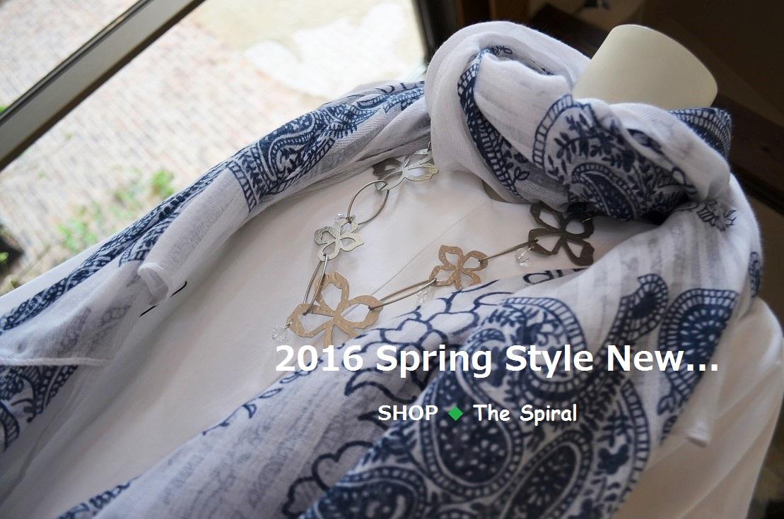 """2016 Spring Style New... 3/31thu\""_d0153941_16214894.jpg"