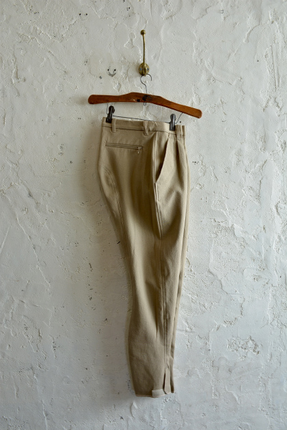 Italian army jodphurs pants dead stock と15周年セール等のお知らせ_f0226051_16374386.jpg